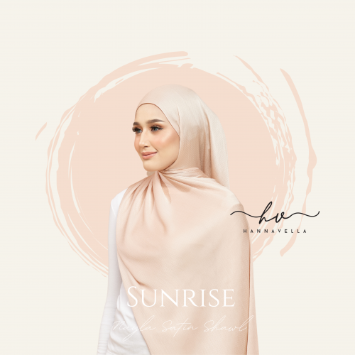 NAYLA SATIN IN SUNRISE
