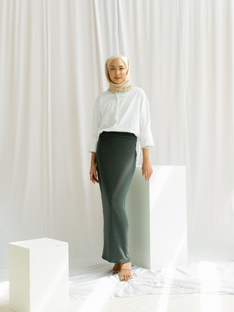 CLOVER SKIRT 5.0 COOL GREY