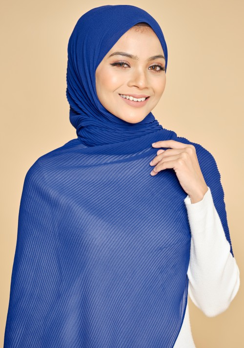 TEHRA IN ROYAL BLUE