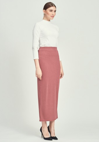 CLOVER SKIRT IN PINK